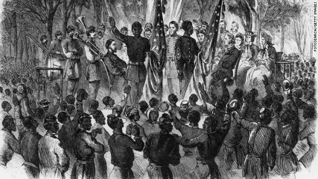 How well do you know Emancipation Day?
