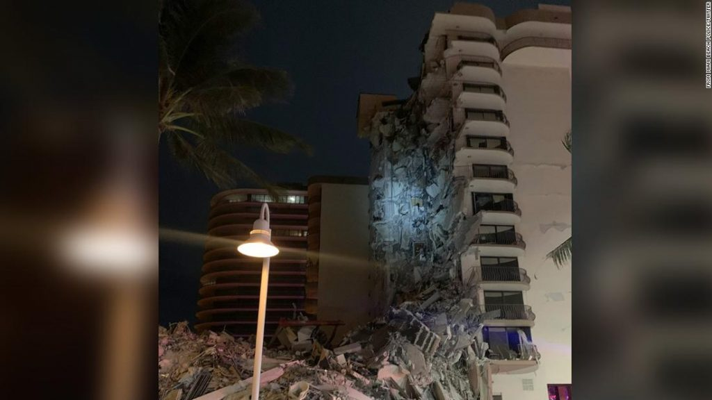 51 people assumed to be living in collapsed building are not accounted for, commissioner says