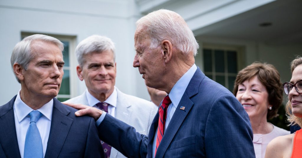 Biden Agrees to Bipartisan Group's Infrastructure Plan, Saying 'We Have a Deal'
