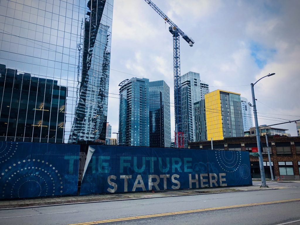 Are tech employees coming back to downtown Seattle? Here's what companies are planning for