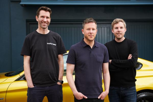 Motorway's auction platform for second-hand cars raises $67.7M Series B led by Index Ventures – TechCrunch