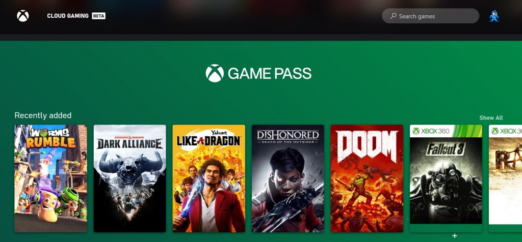 Microsoft upgrades Xbox Cloud Gaming, expands platforms to PC and iOS devices