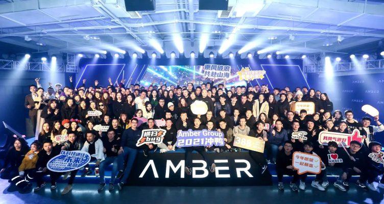 Crypto finance startup Amber Group raises $100M at $1B valuation – TechCrunch