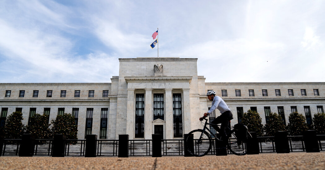 The Fed is updating projections on interest rates and the economy today.
