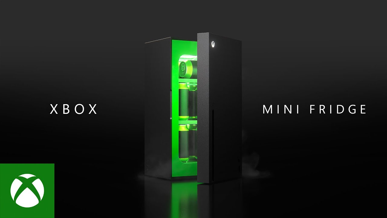 'Yes, this is really happening': Xbox Series X Mini Fridge coming out this holiday season
