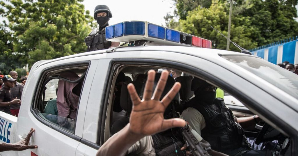 Haiti Calls U.S. for Troops, After Wild Day of Gunfights and Suspicion