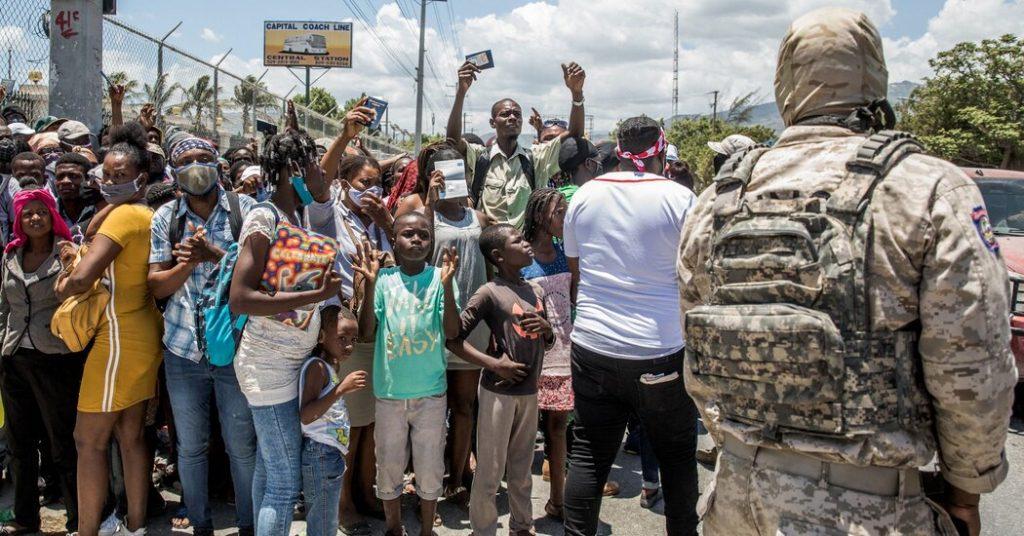 Biden Shows Little Appetite for Haiti's Troop Request