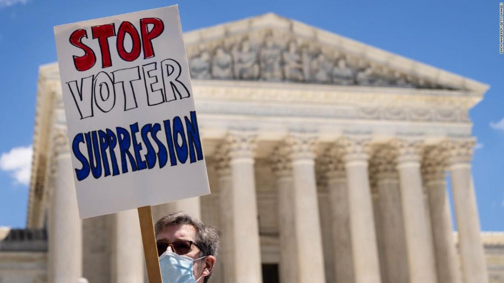 Voting Rights Act: Supreme Court says Arizona limits don't violate act