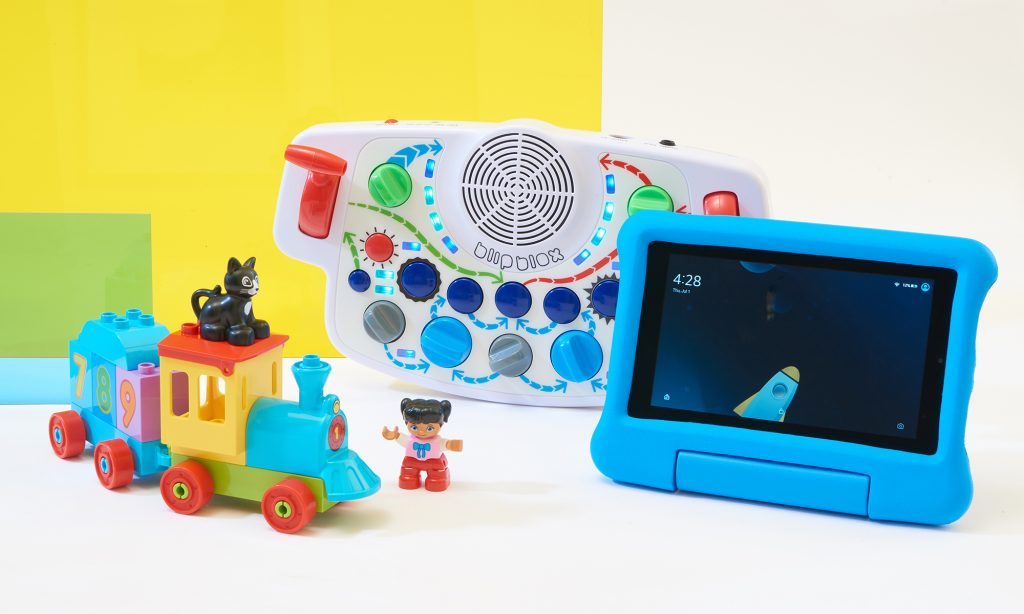 Educational Toys for Engadget's 2021 Back to School guide.