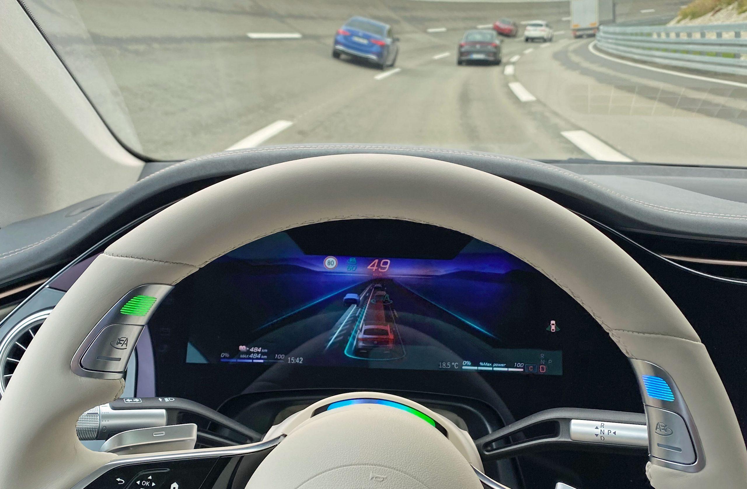 Mercedes Drive Pilot