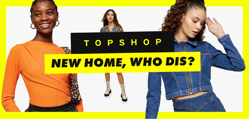 Nordstrom buys stake in Topshop and Topman fashion brands in deal with UK online giant Asos