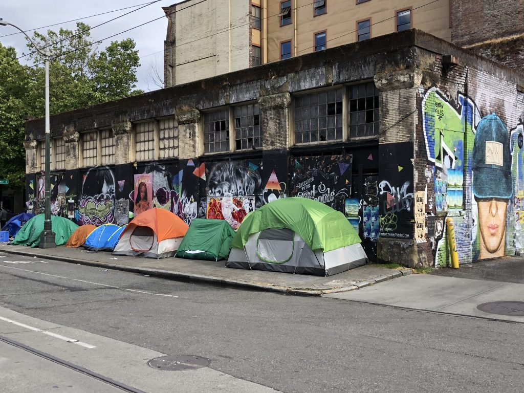 Initiative to curb homelessness crisis in Seattle likely to qualify for November ballot