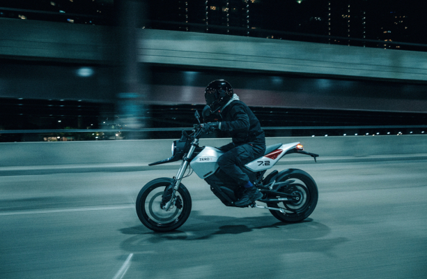 Zero's FXE offers electric motorcycle fun in a slightly new package – TechCrunch
