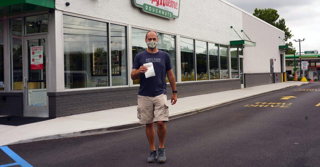 A Dollar Per Doughnut Per Day: One Man's Vaccination Quest