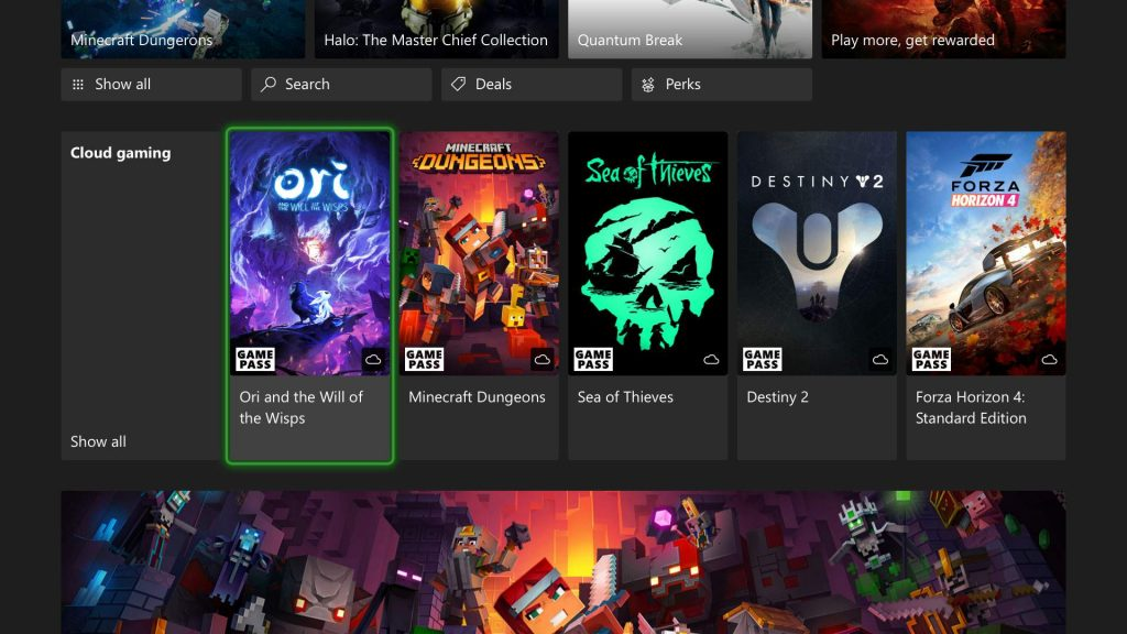 Analysis: Cloud gaming on Xbox illustrates Microsoft's console strategy versus Sony