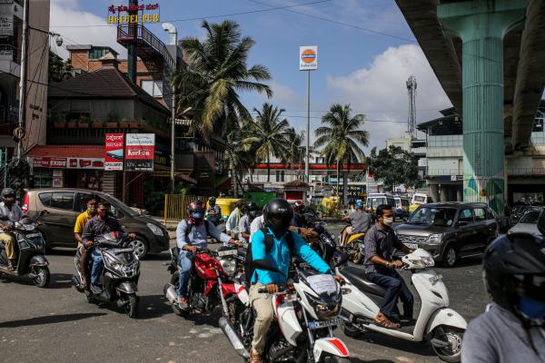 Indian bike taxi service Rapido raises $52 million – TechCrunch