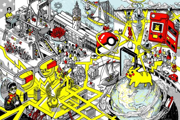 Pixels, Palm readers and Pokémon problems – TechCrunch