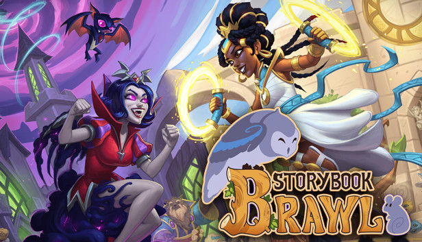 Preview: 'Magic' pros and 'Hearthstone' vets team up for card-game auto-battler 'Storybook Brawl'