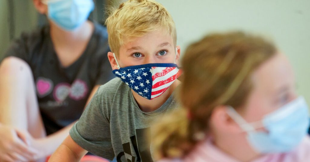 Opinion | Universal Masking Can Protect Students From Covid