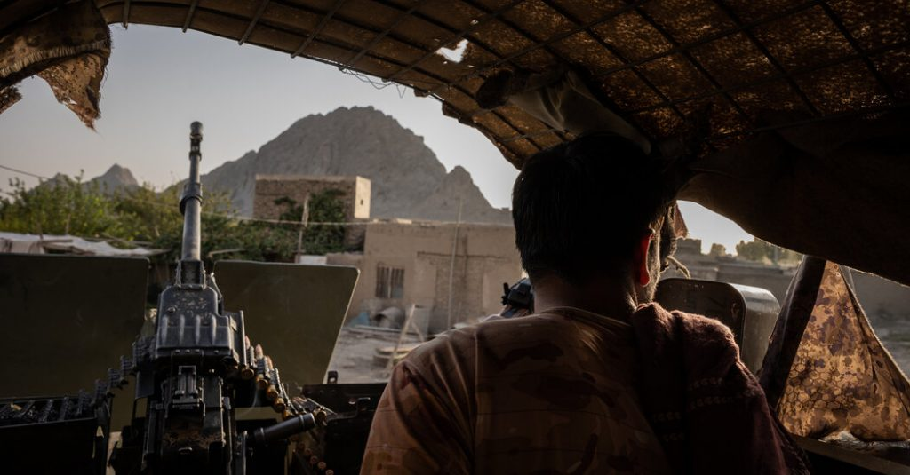 Why the Afghan Military Collapsed So Quickly