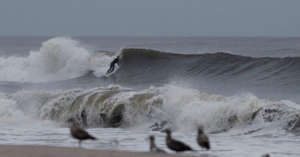 Tropical Storm Henri Live Updates: Storm Makes Landfall