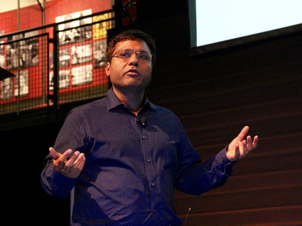 Q&A with Amazon Alexa chief Rohit Prasad on the future of ambient computing