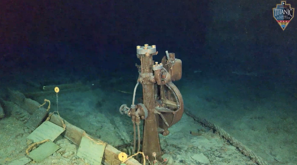 New videos: OceanGate sub dives to Titanic again, reports ship wreckage is 'rapidly deteriorating'