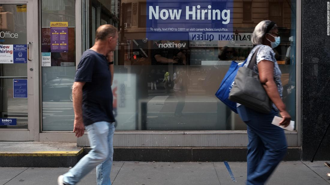 August jobs report: America added only 235,000 jobs in August