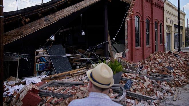 Biden to survey damage in New York, New Jersey