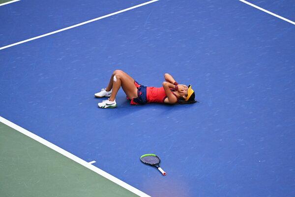 U.S. Open Final: Emma Raducanu Wins