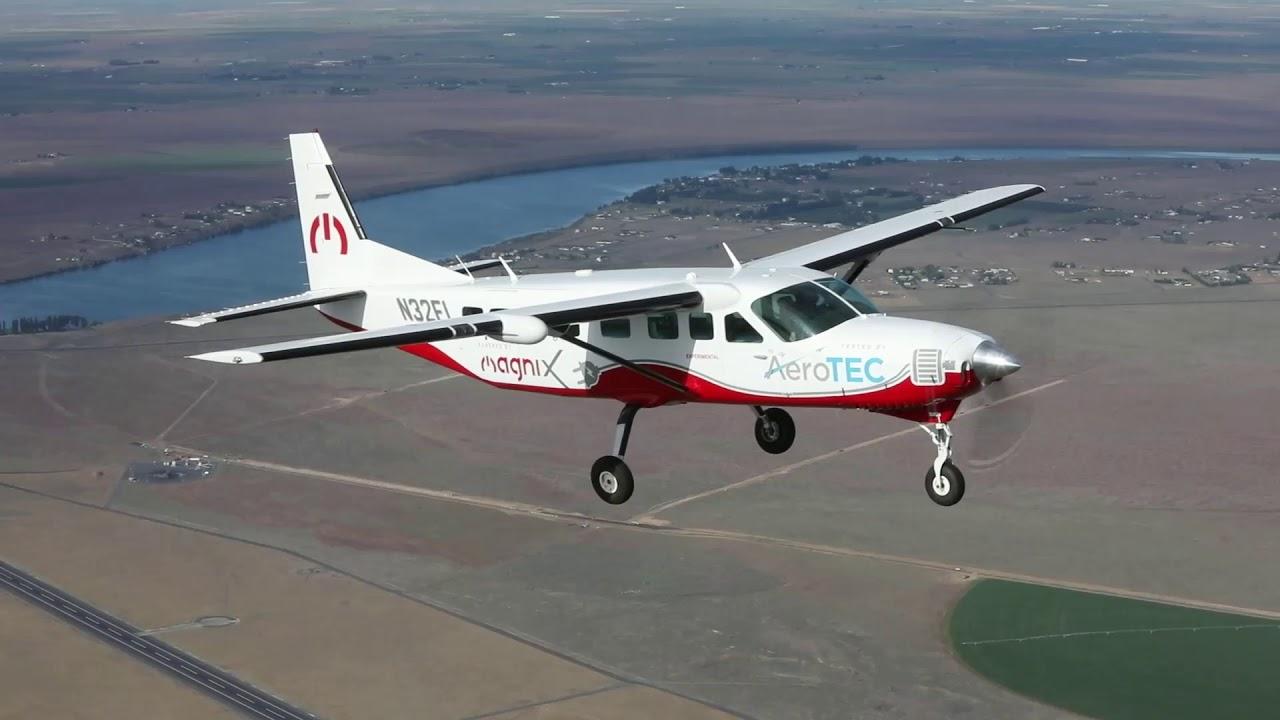 MagniX test plane